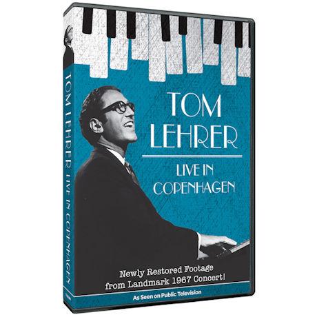 Tom Lehrer: Live in Copenhagen DVD