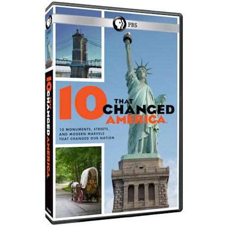 10 That Changed America, Season 2 DVD