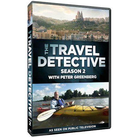 The Travel Detective Season 2 DVD