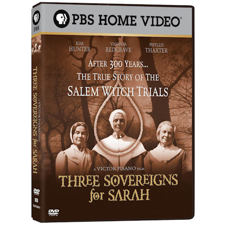 American Playhouse: Three Sovereigns for Sarah DVD