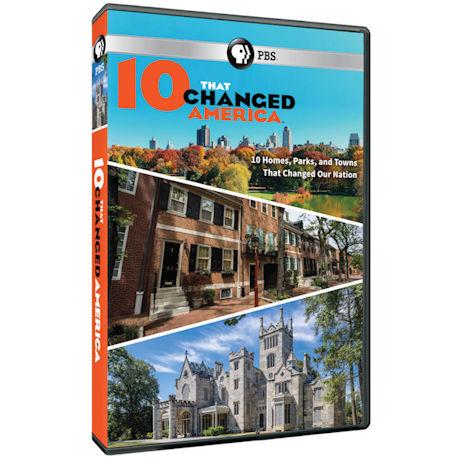 10 That Changed America, Season 1 DVD