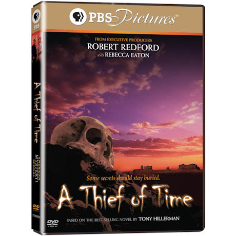 Masterpiece Mystery!: A Thief of Time DVD