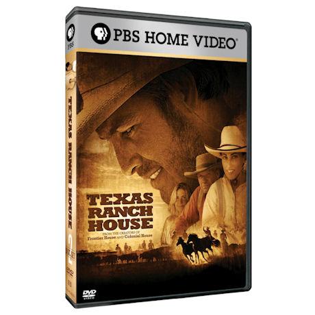 Texas Ranch House DVD 2PK