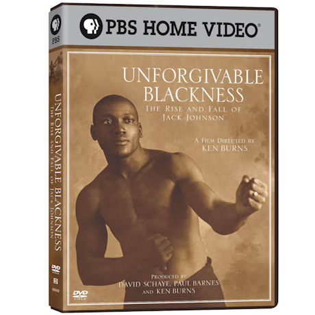Ken Burns: Unforgivable Blackness: The Rise and Fall of Jack Johnson DVD 2PK