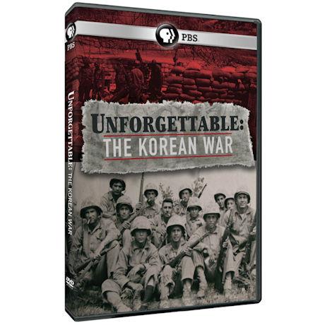 Unforgettable: The Korean War DVD