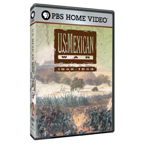 The U.S. Mexican War DVD 2PK