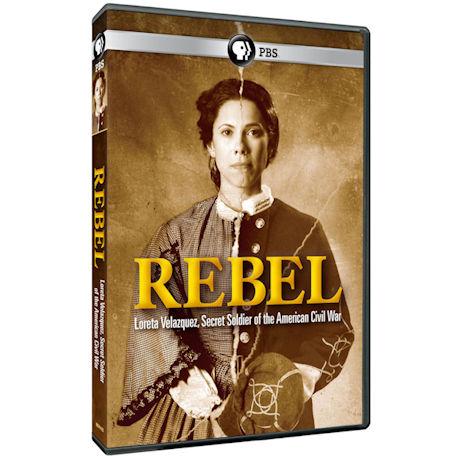 Rebel: Loreta Velazquez, Secret Soldier of the American Civil War DVD