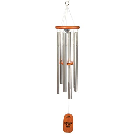Amazing Grace Memorial Urn Windchime