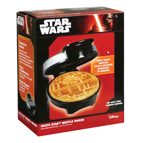 Star Wars™ Death Star Waffle Maker