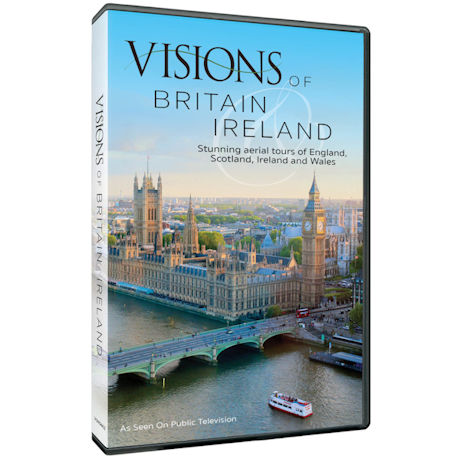 Visions of Britain and Ireland DVD