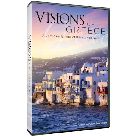 Visions of Greece (2016) DVD