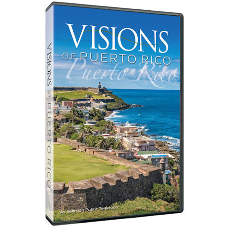Visions of Puerto Rico DVD