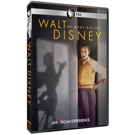 American Experience: Walt Disney DVD