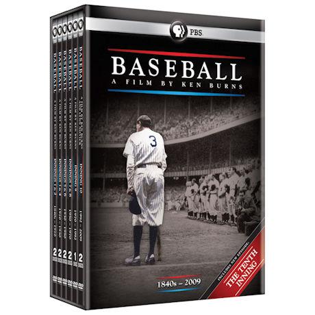 Baseball: A Film by Ken Burns DVD