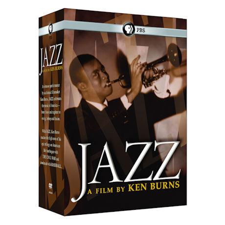 Jazz: A Ken Burns Film DVD