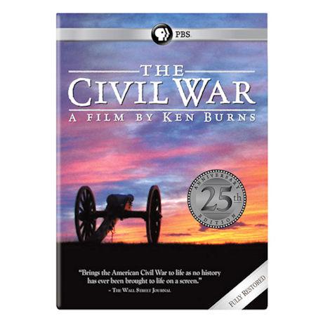 Ken Burns:  The Civil War DVD & Blu-ray