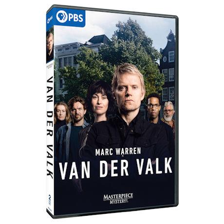 Masterpiece Mystery!: Van der Valk DVD