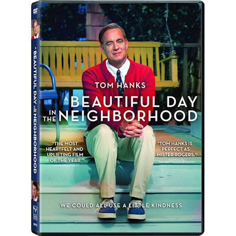 A Beautiful Day in the Neighborhood DVD