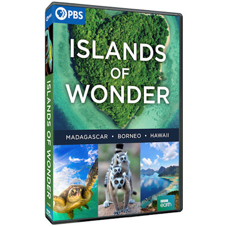 Islands Of Wonder DVD