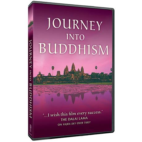 Journey into Buddhism DVD