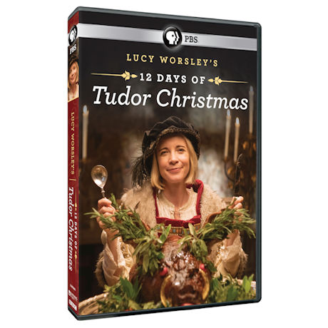 Lucy Worsley's 12 Days of Tudor Christmas DVD