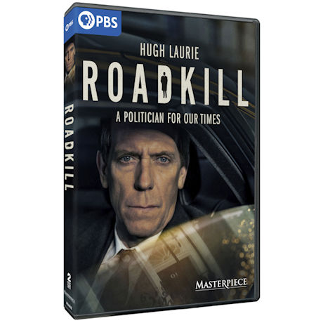 Masterpiece: Roadkill DVD