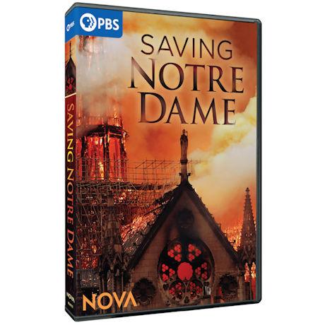Saving Notre Dame DVD