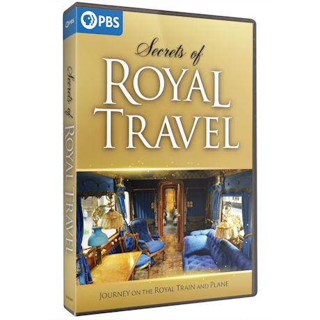 Secrets of Royal Travel DVD