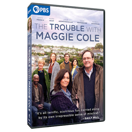 Trouble with Maggie Cole DVD