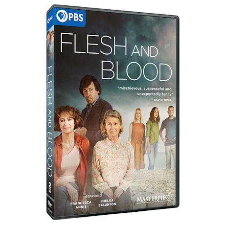 Flesh and Blood DVD