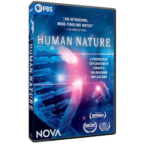 NOVA: Human Nature DVD