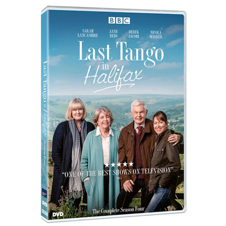 Last Tango in Halifax Season 4 DVD