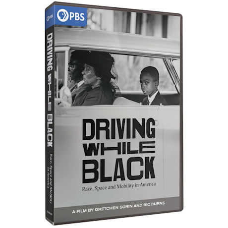 Driving While Black: Race, Space and Mobility in America DVD