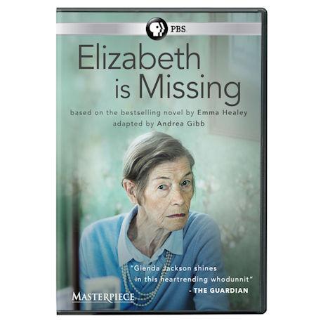 Elizabeth is Missing DVD