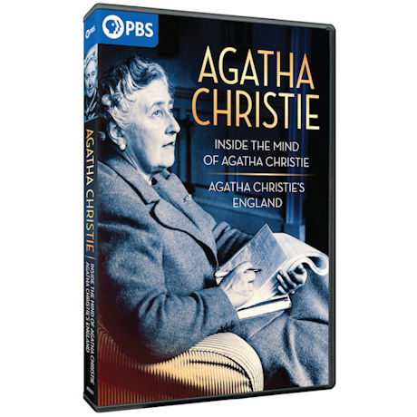 Agatha Christie: Inside the Mind of Agatha Christie and Agatha Christie's England DVD