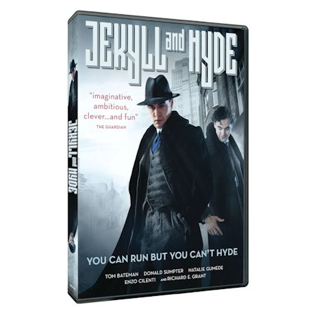 Jekyll and Hyde DVD