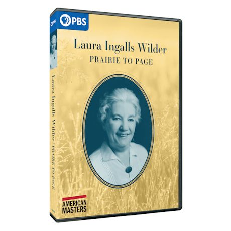Laura Ingalls Wilder: Prairie to Page DVD