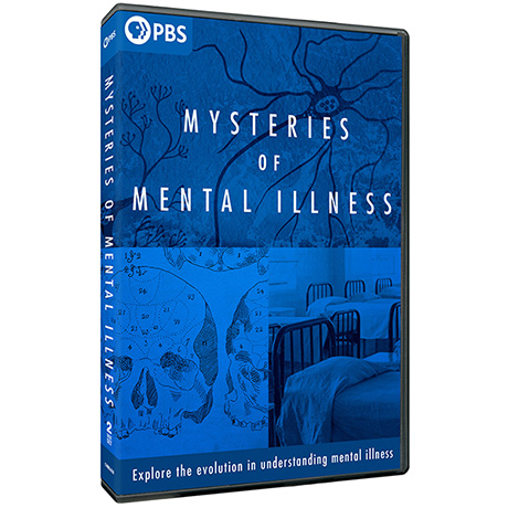 The Mysteries of Mental Illness DVD