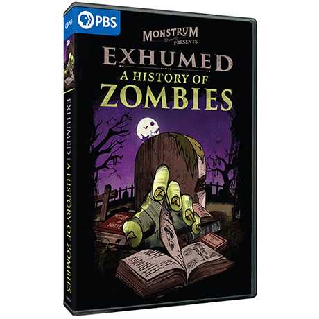 Exhumed: A History of Zombies DVD