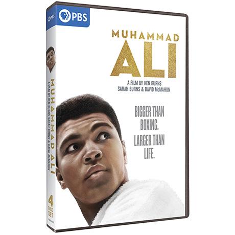 Muhammad Ali: A Film by Ken Burns, Sarah Burns & David McMahon DVD & Blu-ray