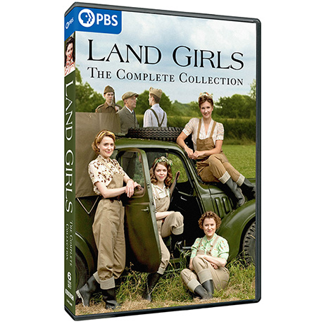 Land Girls: The Complete Collection DVD
