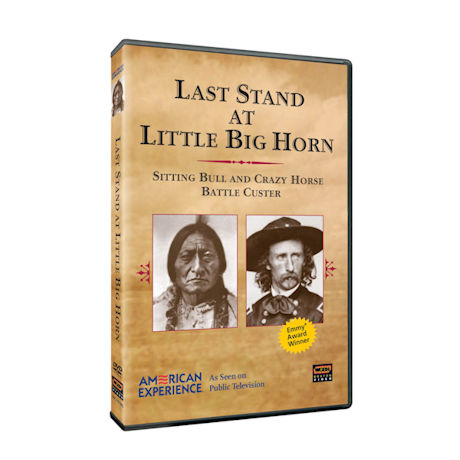 American Experience: Last Stand at Little Big Horn DVD
