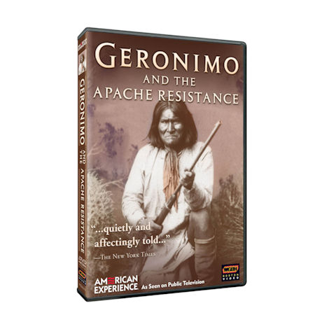 American Experience: Geronimo and the Apache Resistance DVD