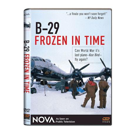 B-29: Frozen in Time DVD