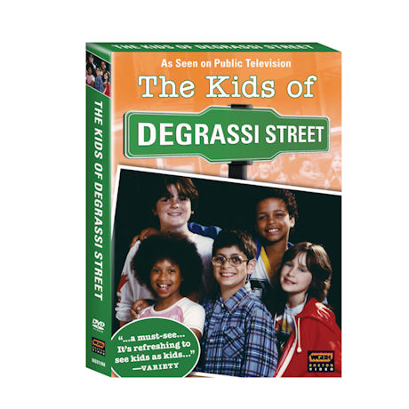The Kids of Degrassi Street Complete Collection DVD 3PK