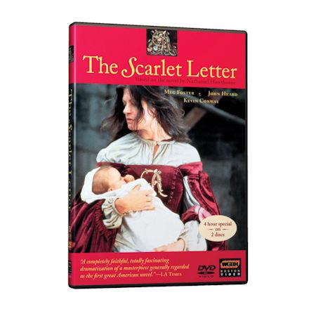 The Scarlet Letter DVD