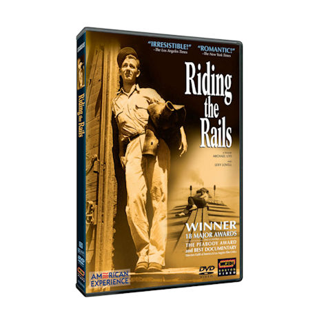 American Experience: Riding the Rails DVD
