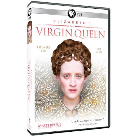 Masterpiece: Elizabeth I: The Virgin Queen DVD 2PK (U.K. Edition)