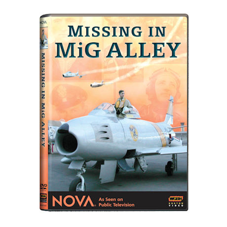 NOVA: Missing in MiG Alley DVD