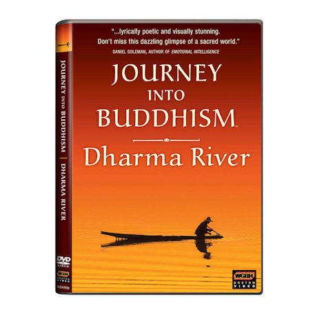 Journey into Buddhism: Dharma River DVD